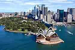 MELBOURNE - SYDNEY - HÀNH TRÌNH KHÁM PHÁ XỨ SỞ CHUỘT TÚI