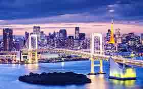 DU LỊCH NHẬT BẢN RỰC RỠ SẮC HOA 2020 TOKYO – HAKONE – FUJI